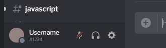 Discord tag location in Discord
