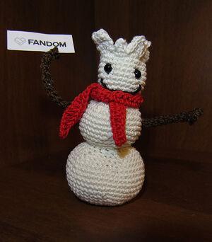 Снеговик-Грут