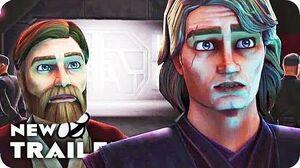 Star Wars The Clone Wars Trailer (2018) SDCC 2018