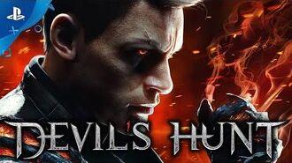 Devil's Hunt - Destroyer Trailer PS4-0