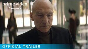 Star Trek Picard - Official Trailer Prime Video