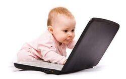 Child computer for blog Diversity