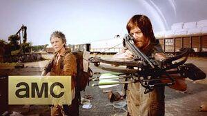 Trailer Hunt The Walking Dead Season 5 Premiere