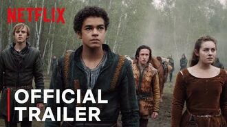 The Letter for the King Official Trailer Netflix