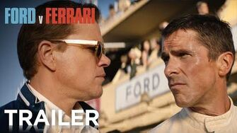 FORD v FERRARI Official Trailer 2 20th Century FOX