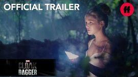 Marvel's Cloak & Dagger Official Trailer Freeform