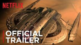 Star Trek Discovery Official Trailer HD Netflix