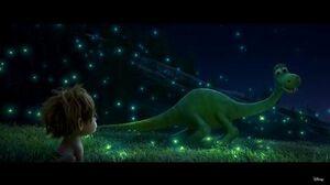 Хороший динозавр - трейлер