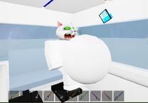 Cat Player89631 Eats DashTag8103 Vore