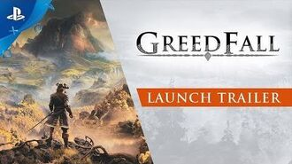 GreedFall - Launch Trailer PS4