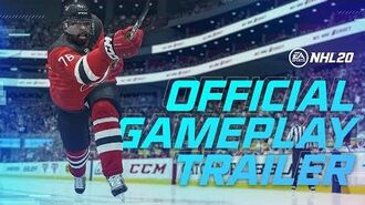 NHL 20 Official Gameplay Trailer
