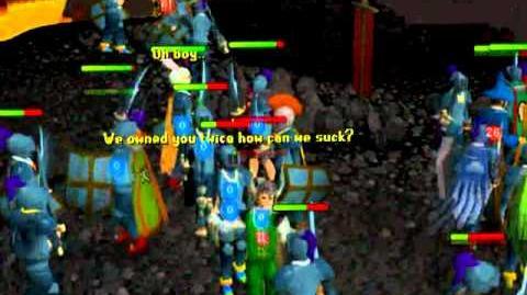 2010 Clan War Runescape Wikia vs RuneHQ