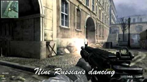 The 12 Days of Modern Warfare 3