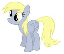 Derpy Hooves Fanmade Promopic