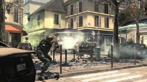 Call of Duty Modern Warfare 3 Reveal Trailer