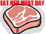 Eat Red Meat Day