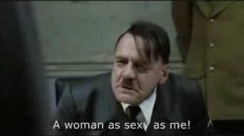 Hitler Finds Out Sarah Palin Resigns