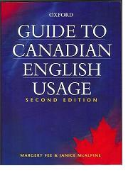 Canadian English Guide