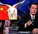 Chinese Cashmere Goats