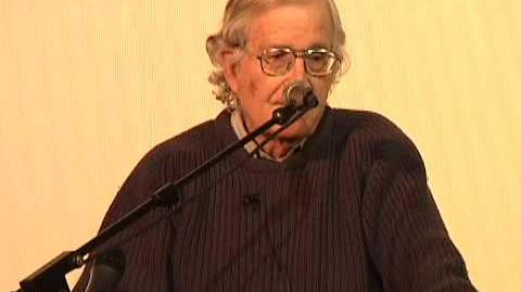 Noam Chomsky on Health Care--Why has reform taken so LONG