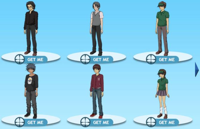 Image 670px goanimate ffvmc anime template characters sampleg 670px goanimate ffvmc anime template characters sampleg maxwellsz