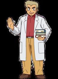 Profesor Oak (XY)