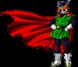 Render Dragon Ball Grande Saiyaman