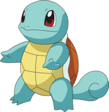 Squirtle anime AG