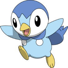 Piplup by mapspony-d7lwmha