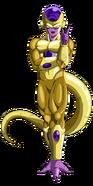 Freezer forma dorada golden freezer - animacionbeta