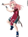 Sakura haruno pts 2 by chrisemerald chaos z-d415q4v