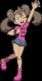 Shauna XY anime
