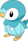 393 Piplup DP2 Shiny
