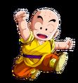 Kid Krilin - DB Training with Mutenroshi-1-