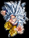 Goku super saiyan 5 by el maky z-d5q1w1v
