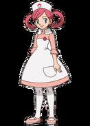 Enfermera Joy (anime XY)