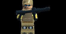 Venturian Soldier
