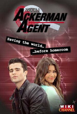 Ackerman Agent Promo Poster(updated)