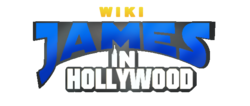 James In Hollywood Logo (Season 3)