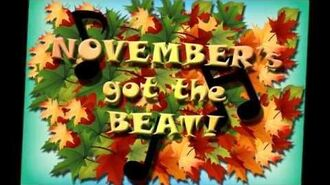 November's Got the Beat!