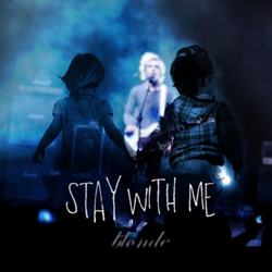 Stay With Me Blonde