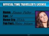 Emma & Johnny in the 21st Century/Season 1 Cast