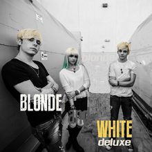 Blonde and White (Deluxe) Cover