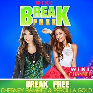 Break Free Theme Song Artwork (NEW)