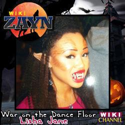 War on the Dance Floor Artwork (Done)