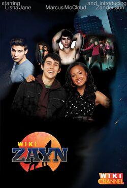 ZAYN Movie Poster(3)