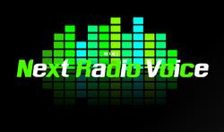 Next Radio Voice logo