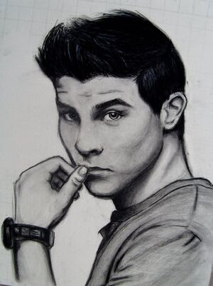 Marcus drawing