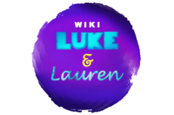 Luke & Lauren Official Logo PNG Small
