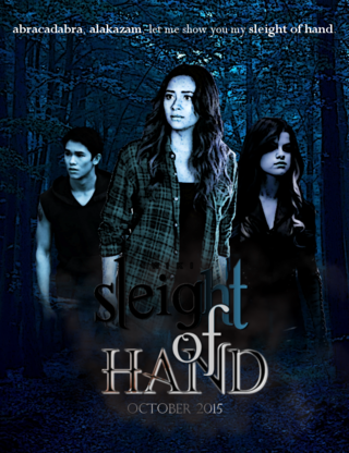 Sleight of Hand Poster 2